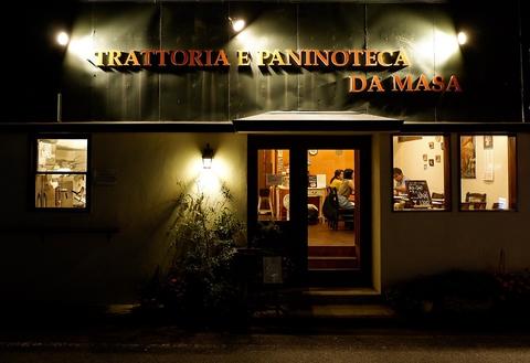 TRATTORIA E PANINOTECA DA MASA (トラットリア エ パニノテーカ ダ マサ)