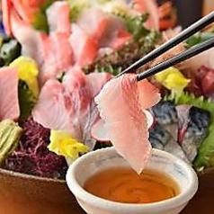 海鮮料理 海音のコース写真
