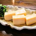 料理メニュー写真おでん出汁の玉子焼き