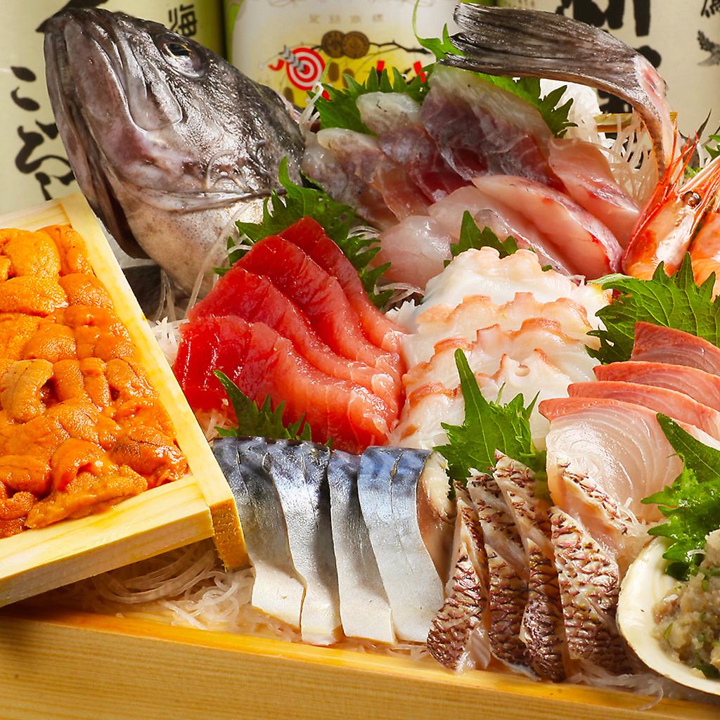 海鮮個室居酒屋 魚吉 南三条店|店舗イメージ3
