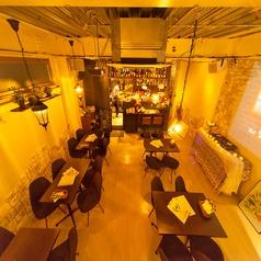 Cafe&Dining olt カフェ&ダイニング オルト 表参道の雰囲気1