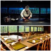 創作料理と鉄板焼き 竹彩 ガーデンテラス宮崎の雰囲気2