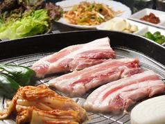 韓国料理 仁樹の写真