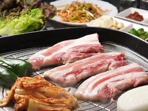 韓国家庭料理 焼肉仁樹