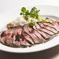 料理メニュー写真仙台牛ローストビーフ