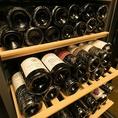 厳選のワインを取り揃えております!ワインの品揃えは神保町エリアではピカイチ☆「どんな方でもワインを気軽に楽しめる」♪お店作りに日々取り組んでいます。お気に入りワインを見つけたい方、ワインカフェ神保町店ににお任せ下さい!
