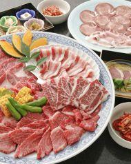民芸肉料理 はや 泉北の郷のコース写真