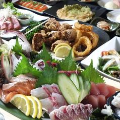 鮮魚 創作料理 作 今池本店のおすすめ料理1