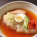 料理メニュー写真盛岡冷麺/和風冷麺