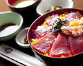 料理メニュー写真特製海鮮丼