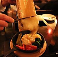 ラクレットチーズ!