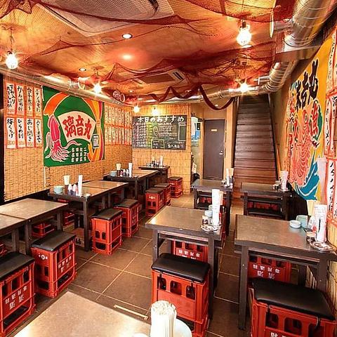 地魚酒場 魚八商店 鶴橋店 店舗イメージ3