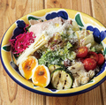 料理メニュー写真インサラータ ミスタ(旬野菜サラダ)