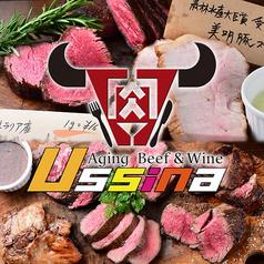 熟成肉バル ウッシーナ Ussina MeatCeller 栄2丁目の写真