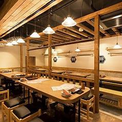 九州博多料理 いなせもん 神田店の雰囲気1