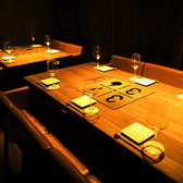 【完全個室】最大10名様もご利用可能 !ご宴会や飲み会などにも最適です。「国産黒毛和牛」を「鋳物鉄板」で味わえるのは日本でココだけ!!