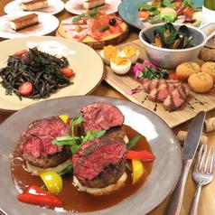 鎌倉グリル 洋食ビストロのコース写真