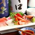 料理メニュー写真新鮮な甘みが堪能できる 『おまかせ刺身盛』