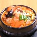 料理メニュー写真四川風チャンポン麺