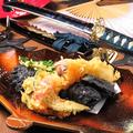 料理メニュー写真暗黒漂う…天麩羅5人衆(あんこくただよう…てんぷら5にんしゅう)