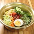 料理メニュー写真韓国チョルミョン