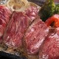 料理メニュー写真Beefサーロインステーキ