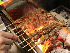 焼き鳥炭火焼 かがりび 大分竹町特集写真1