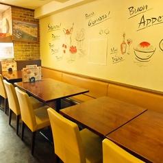 カプリチョーザ 横浜元町店の雰囲気2