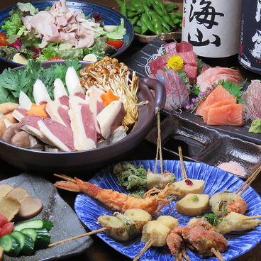 串揚げ処 串英のおすすめ料理1