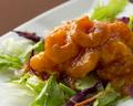 料理メニュー写真エビのチリソース煮