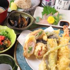 天ぷら 天媛のおすすめ料理1