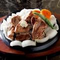料理メニュー写真一番リブステーキ200g