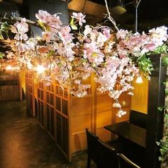 個室居酒屋 THE CASTLE 渋谷本店の雰囲気1