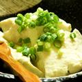 料理メニュー写真自家製寄せ豆腐