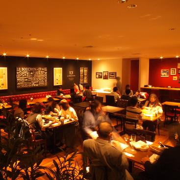 天神スカイホール レストラン ル・ブションの雰囲気1