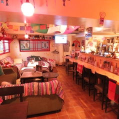 Tacos Cafe&Bar Deporteの雰囲気1