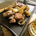 料理メニュー写真長崎県産鶏の炭コロ焼き(二人前)