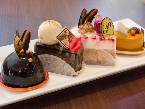 イオン高知目の前に位置するチョコレート&チーズケーキ専門店[ショコラ&フロマージュ]