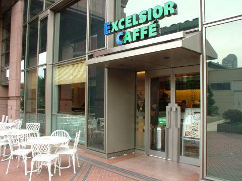エクセルシオールカフェ シーフォートスクエアー店の写真