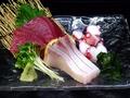 料理メニュー写真【魚のお造り】盛り合わせ