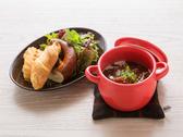 プランタンブランPB カフェのおすすめ料理1