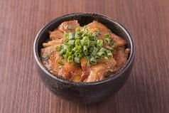 料理メニュー写真らぶたの豚丼