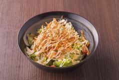 料理メニュー写真カリカリサラダ