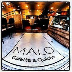 MALO Galette&Quiche マロ ガレット アンド キッシュの写真