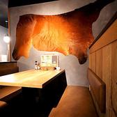 ◆独立したテーブルソファーのお席が7卓♪オシャレな内装は女子会にぴったり!※2~3名様のご予約はお電話でお問い合わせください。