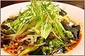 料理メニュー写真酸辣麺(サンラーメン)