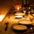 少人数様のプライベートシーンから歓送迎会・宴会などの団体様もお任せ下さい!人気の飲み放題付きコースはコスパ良く大注目★個室もございますので個室は予約がオススメです!!もつ鍋や海鮮料理、お肉料理など人気★本格肉料理×創作和食をご堪能下さいませ!ご要望等はお気軽にご相談下さいませ!【金山 個室 宴会】