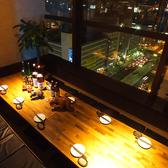 ルンゴカーニバル 北海道原始焼き酒場 F45ビルの雰囲気3