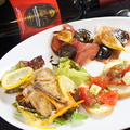 料理メニュー写真本日のオススメ前菜盛り合わせ3種