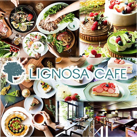 LIGNOSA CAFE - リグノーサカフェ -
